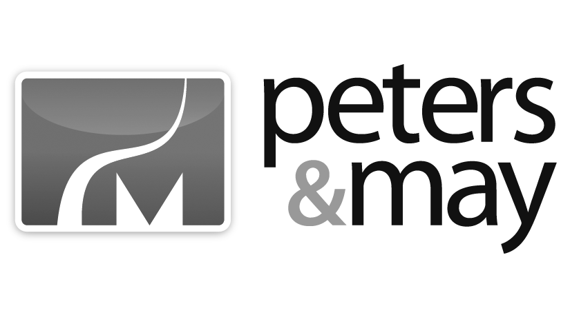 Client logo - Peters & May